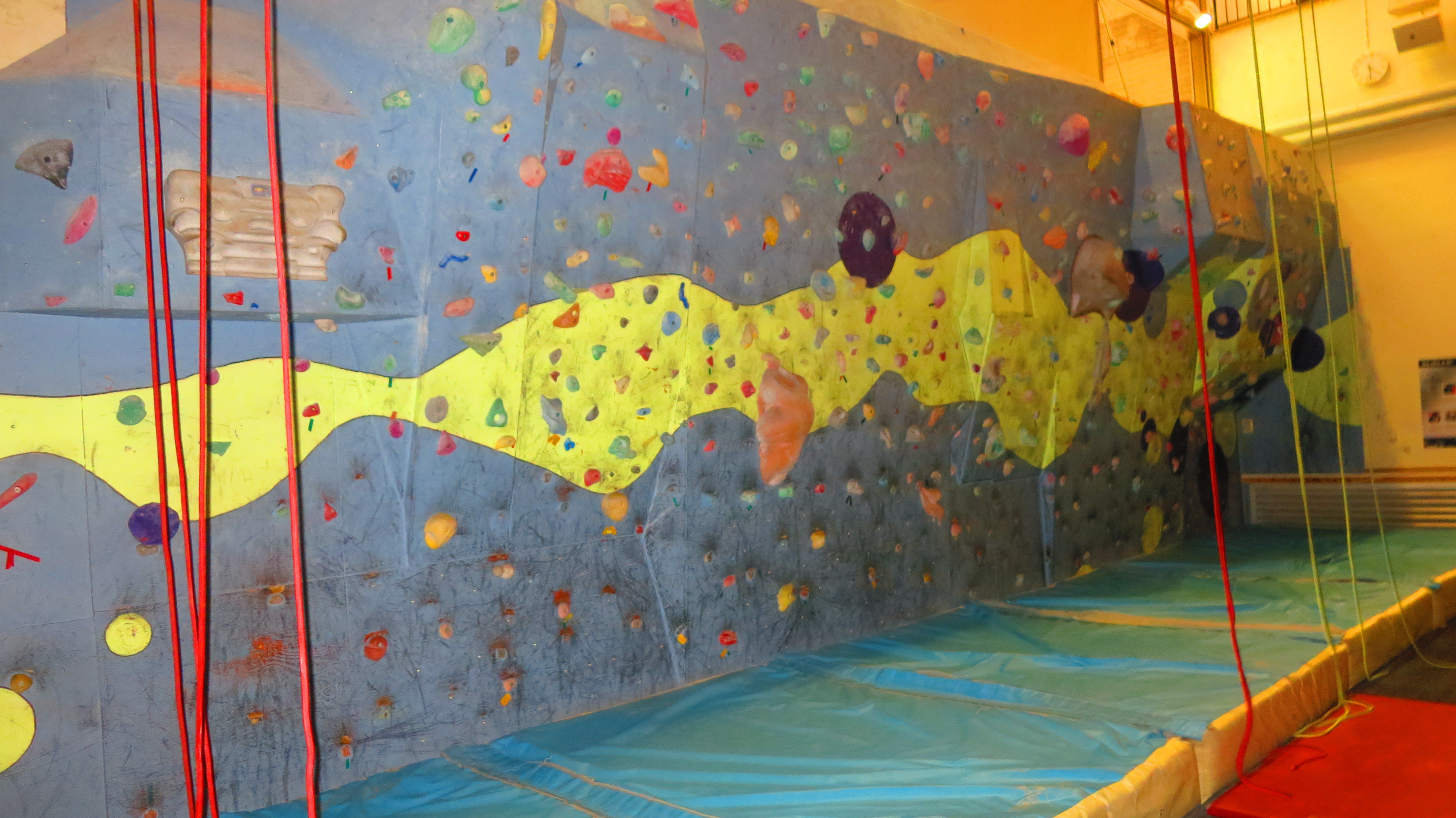 Sport Centre  Climbing Wall and Gym Hall and bfe1a3f7a50ab
